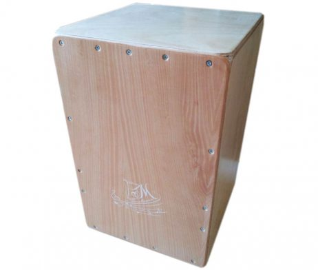 cajon flamenco natural