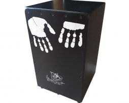 Cajon flamenco afinable